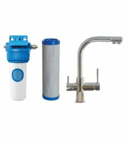 Complete Set Undersink Water Filter Tap Verona (WW-10)