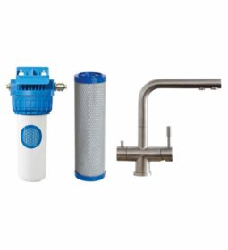 Complete Set Undersink Water Filter Tap Florenz (WW-17)