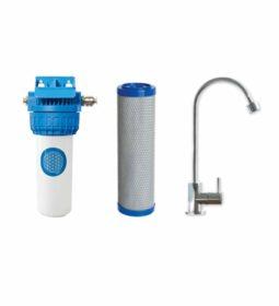 Complete Set Undersink Water Filter Novara (WW-07)