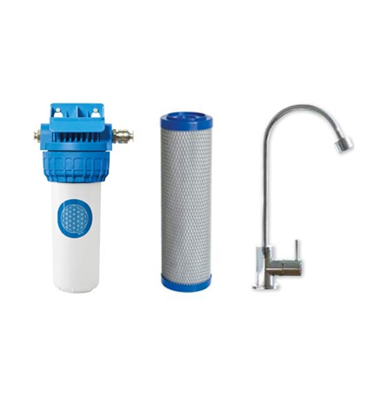 Complete Set Undersink Water Filter Novara (WW-07)
