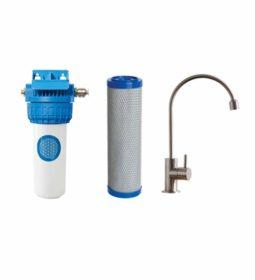 Complete Set Undersink Water Filter Tap Alba (WW-08)